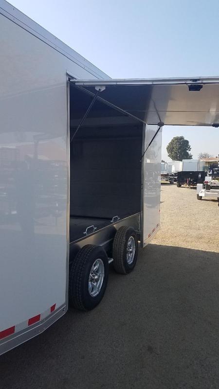 2019 Sundowner  Race Car Trailer RC520 ALUMINUM Enclosed Cargo Trailer