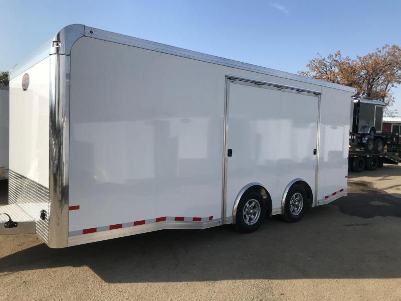 2019 Sundowner  Race Car Trailer RC520 ALUMINUM Enclosed Cargo Trailer
