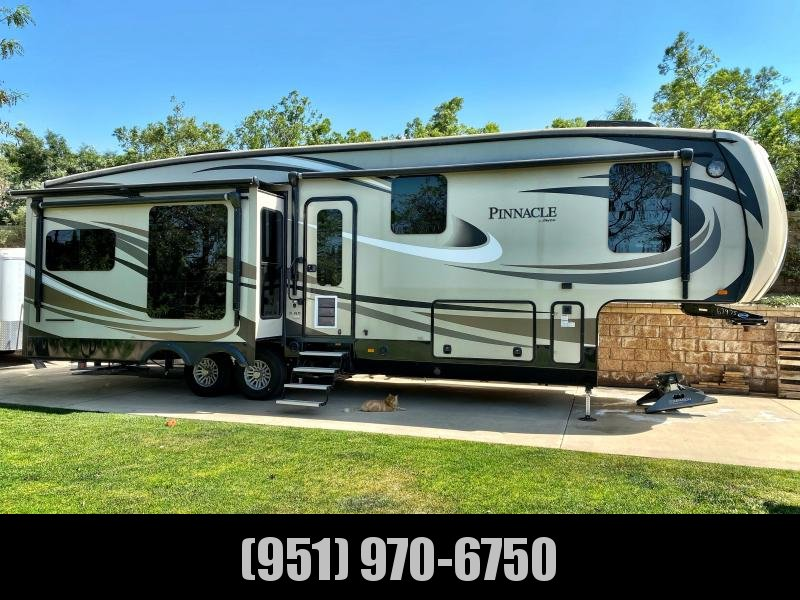 2016 Jayco Pinnacle 31RETS Other Trailer
