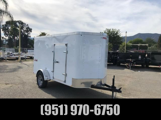 2021 Mirage Trailers XPS 6x12 Enclosed Cargo Trailer