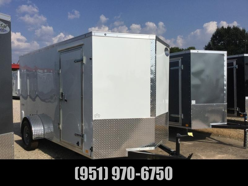 2021 Continental Cargo OSRM612SA Enclosed Cargo Trailer