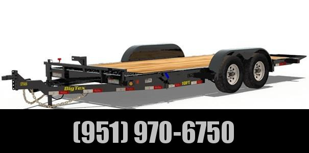 2021 Big Tex Trailers 10FT-20 Equipment Trailer