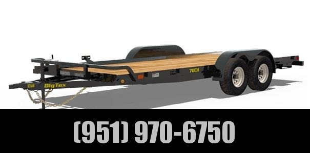 2021 Big Tex Trailers 70CH-20 Car / Racing Trailer