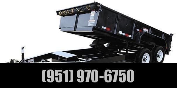 2021 Big Tex Trailers 14LP-14 Dump Trailer