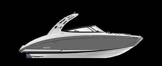 2018 Yamaha 242 LTDS Jet Boat