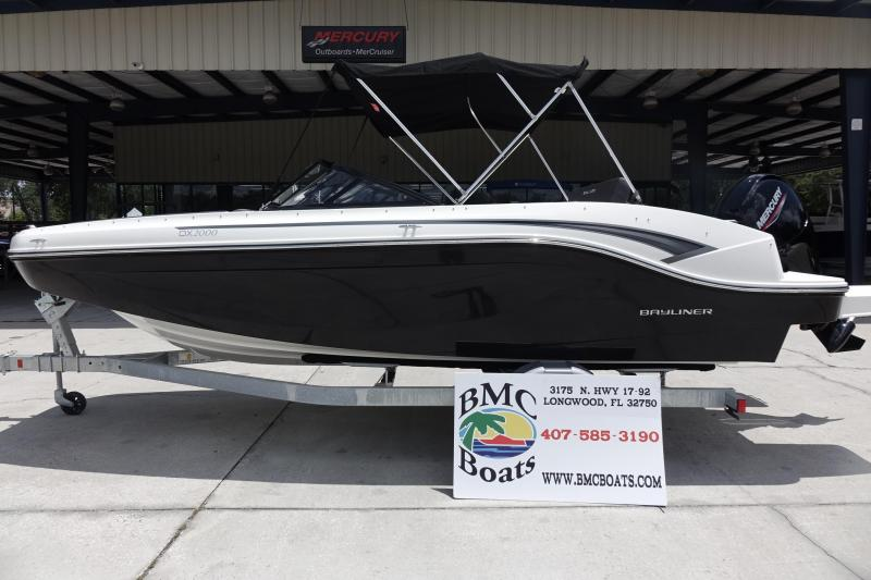 2021 Bayliner Boats DX2000 Deck Boat