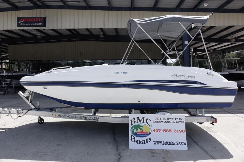 2021 Hurricane Boats ss 188 Deck Boat