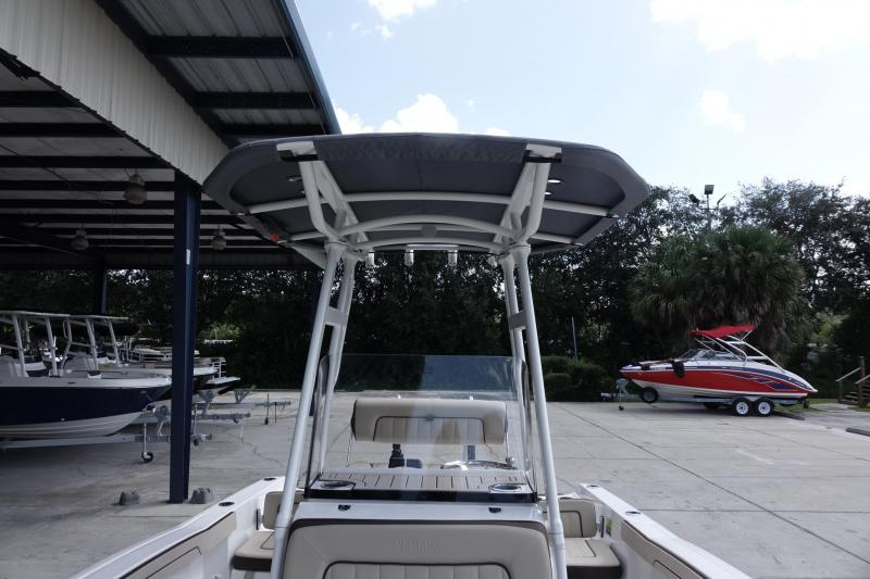 2021 Yamaha 210 FSH Sport Center Console