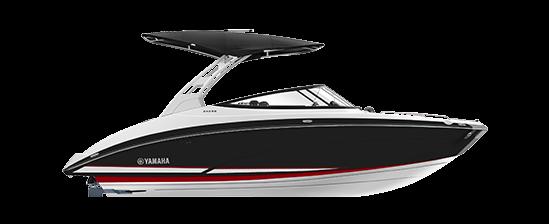 2018 Yamaha 242SE Jet Boat
