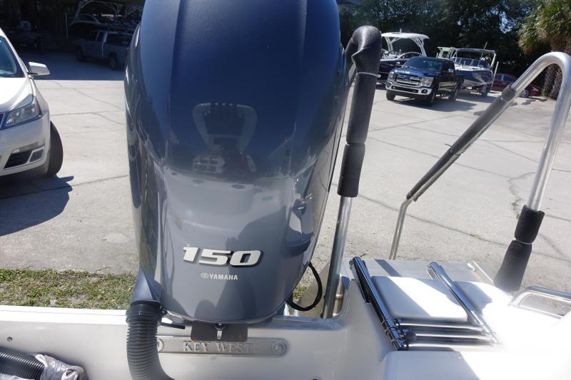 2021 Key West 244 CC Center Console