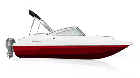 2021 Hurricane Boats Other SunDeck 191 OB Deck Boat
