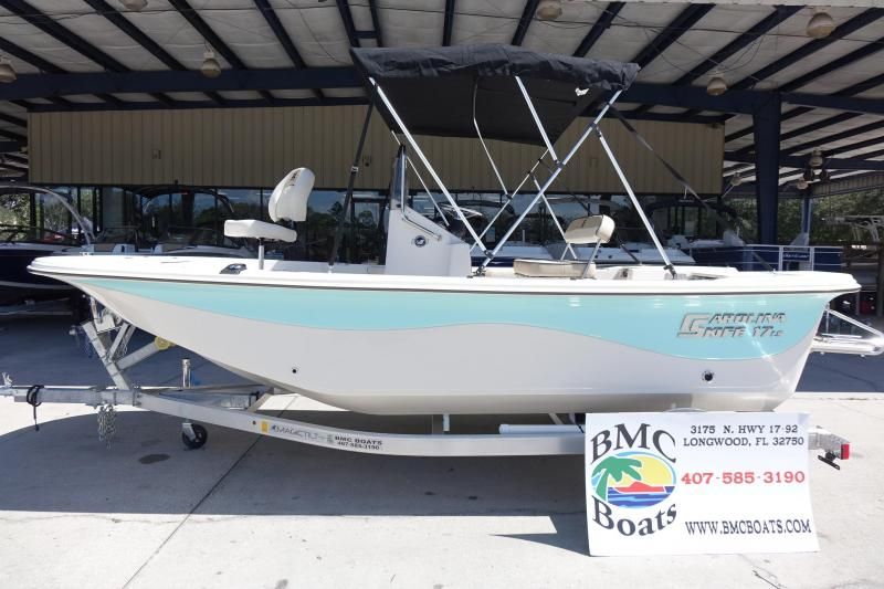 2021 Carolina Skiff 17 LS Center Console