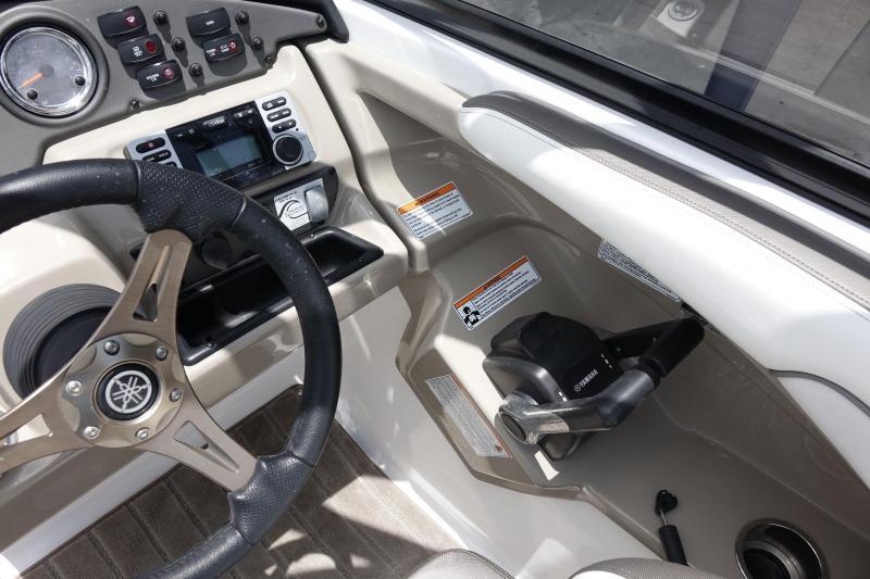 2014 Yamaha 242 LTD S Jet Boat