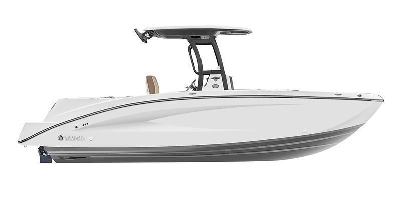 2021 Yamaha 252 FSH Sport Jet Boat