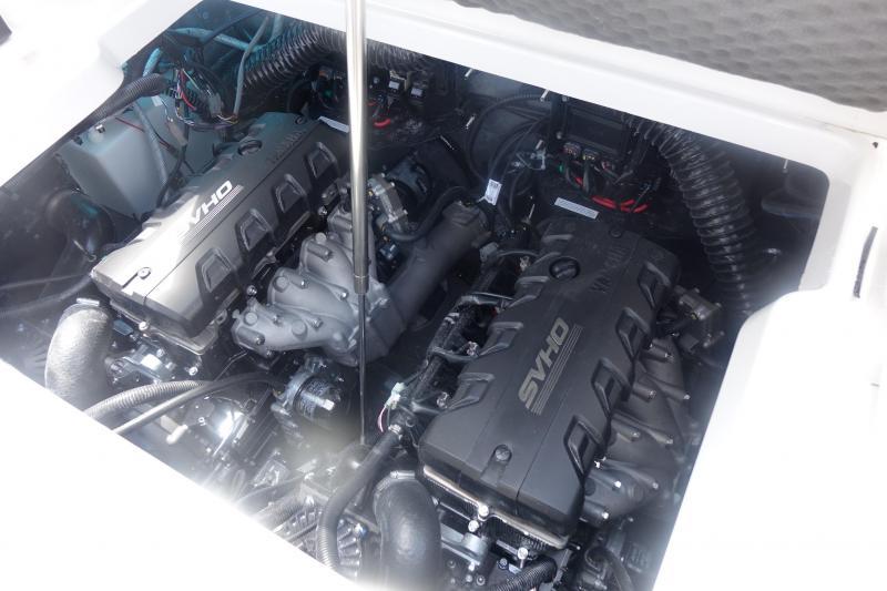 2021 Yamaha 255 FSH Sport E Center Console
