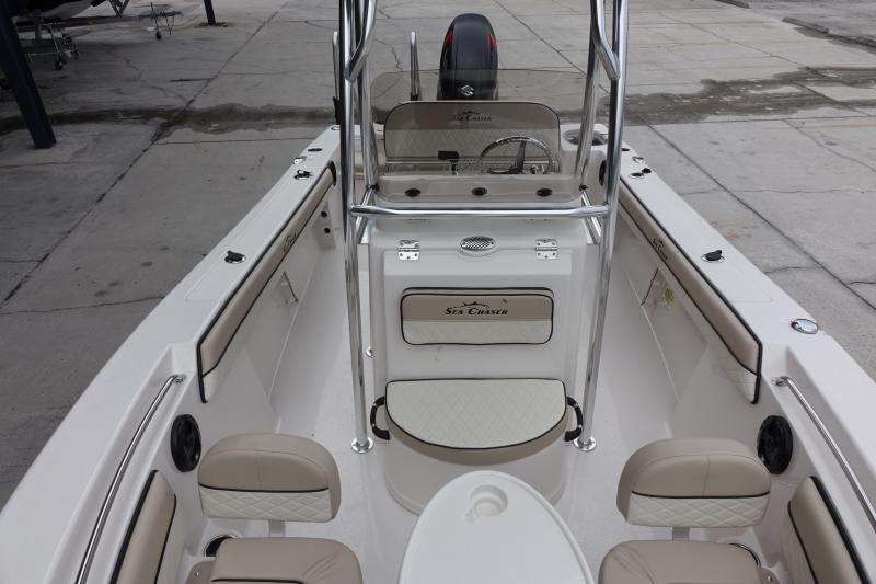 2021 Sea Chaser 22 HFC Fishing Boat