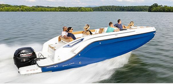 2022 Bayliner Boats DX2200 Deck Boat