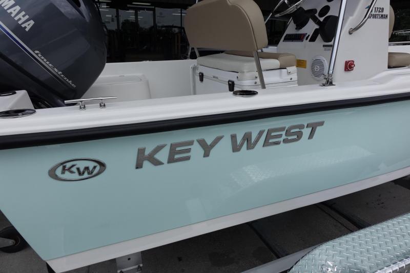 2020 Key West Boats 1720 CC Fishing Boat