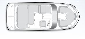 2022 Bayliner Boats VR5 Bowrider Bowrider