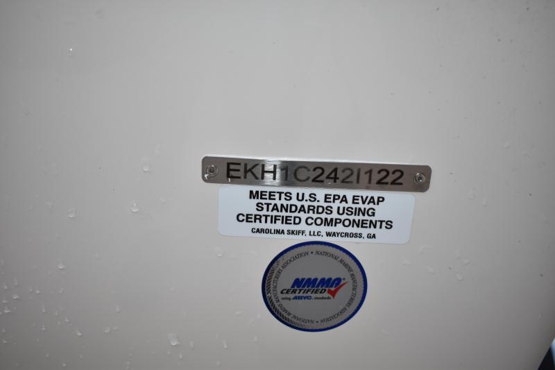 2022 Carolina Skiff 178 JLS Center Console