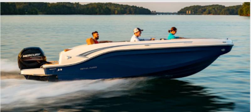 2019 Bayliner Boats DX2000 Deck Boat