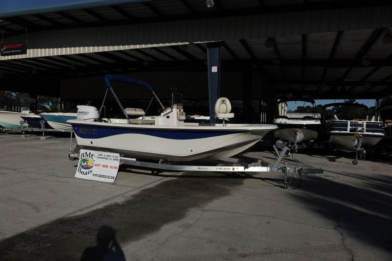 2021 Carolina Skiff 19 LS Center Console
