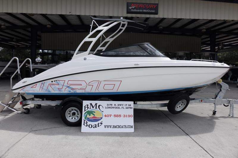 2021 Yamaha AR210 Jet Boat