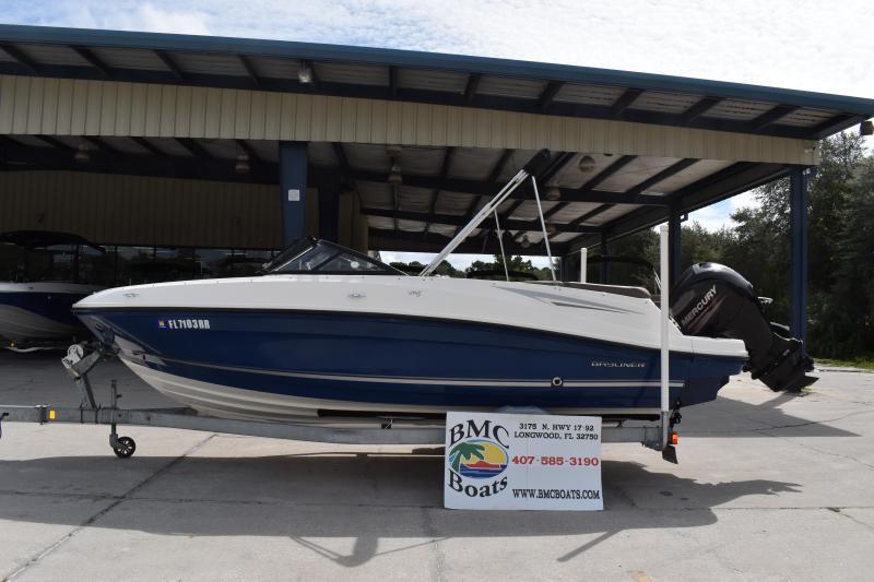 2018 Bayliner Boats BLBX1449G718 Bowrider