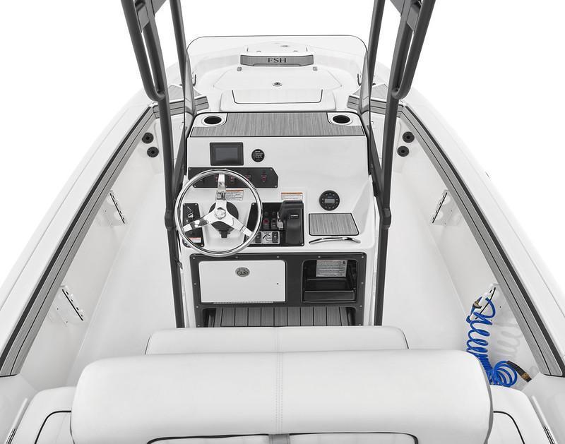 2021 Yamaha 190 FSH Sport Center Console