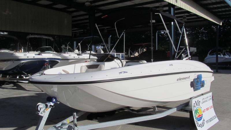 2021 Bayliner Boats Element E18 Deck Boat