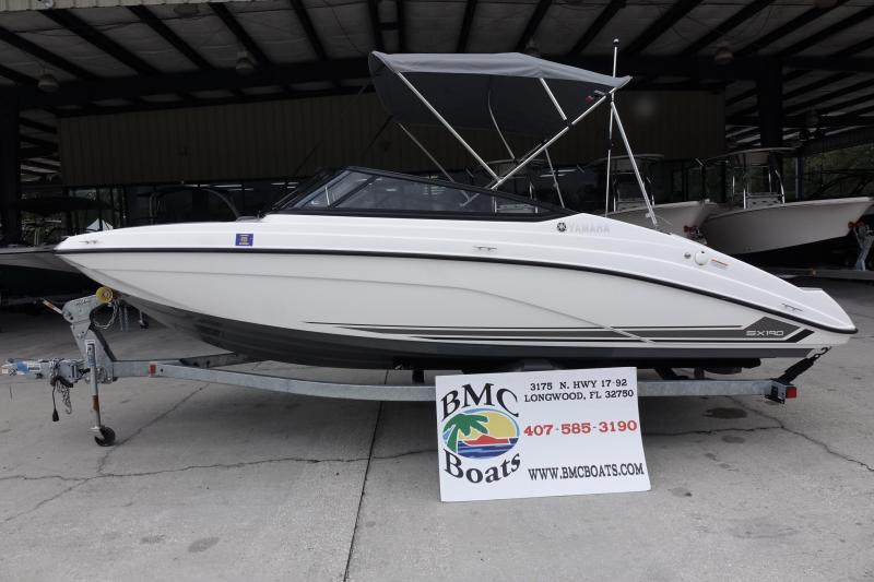 2020 Yamaha SX190 Jet Boat