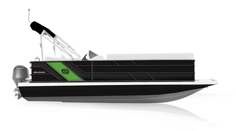 2021 Hurricane Boats FunDeck 226F OB Deck Boat