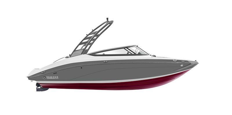 2021 Yamaha 195S Jet Boat