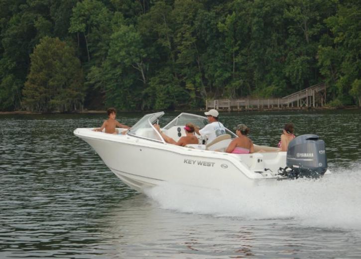 2022 Key West 203 DFS Bowrider