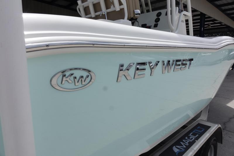 2020 Key West Boats 239 FS Fishing Boat