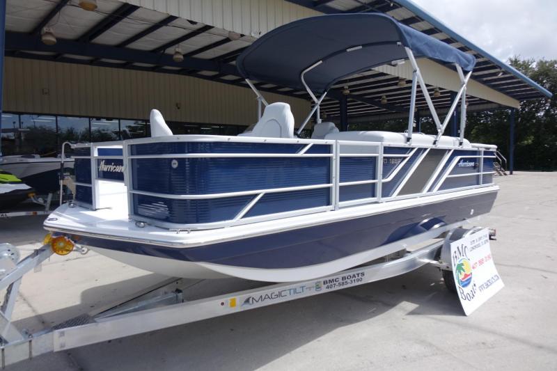 2021 Hurricane Boats FunDeck 196F OB Deck Boat