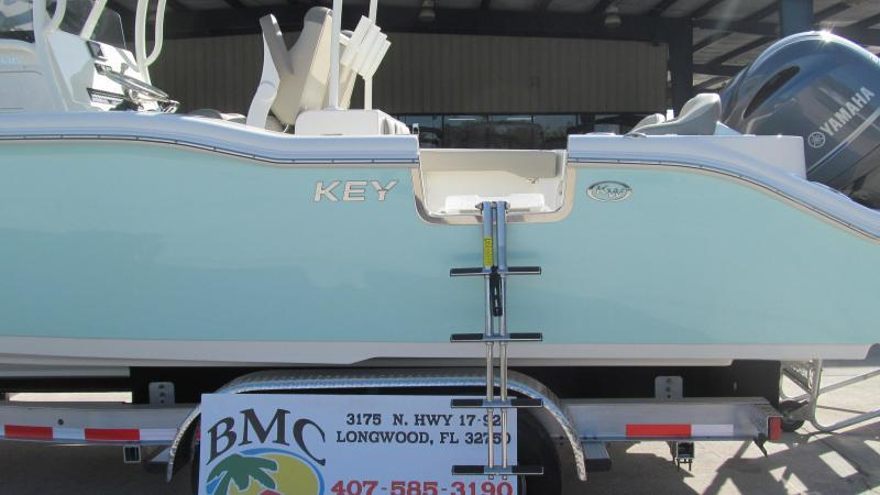 2022 Key West 263FS Center Console