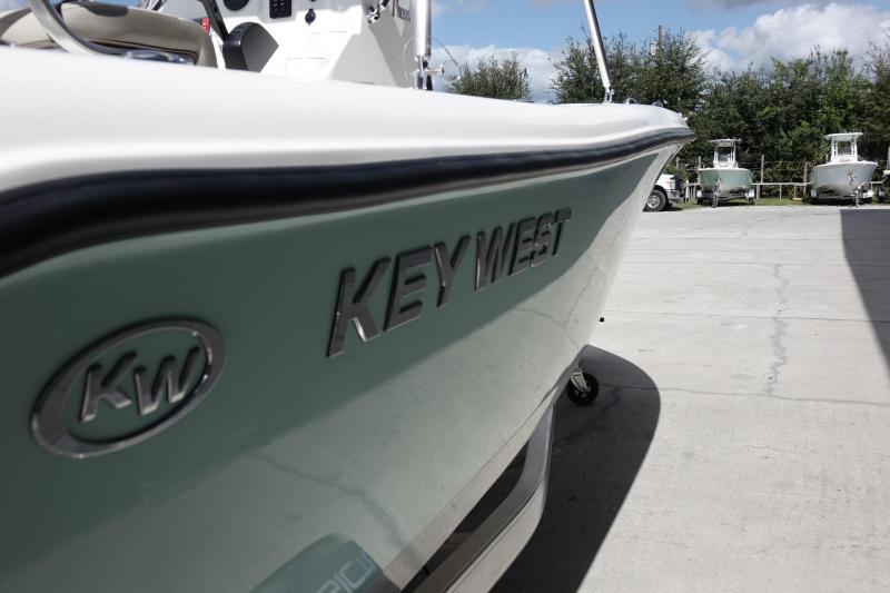 2021 Key West 189FS Center Console