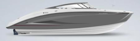 2021 Yamaha SX250 Jet Boat