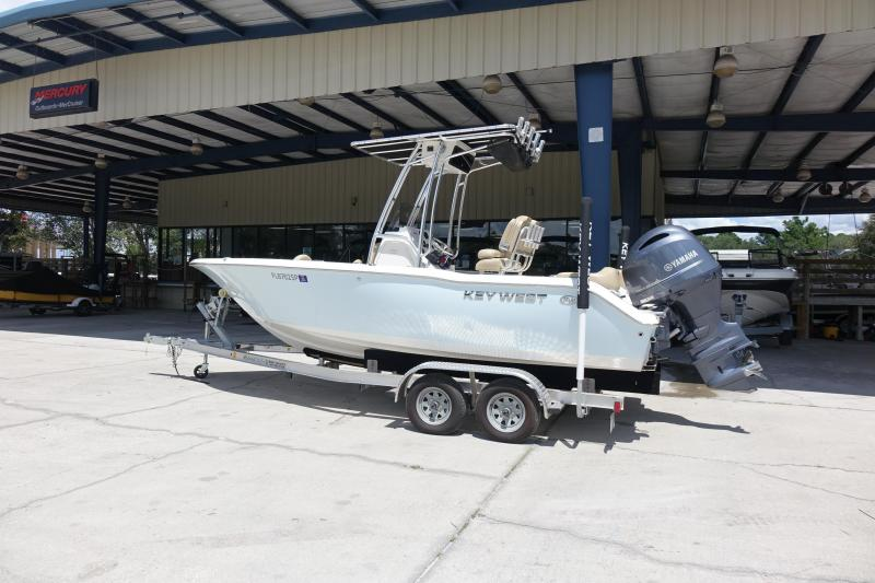 2020 Key West Boats 203 FS Center Console