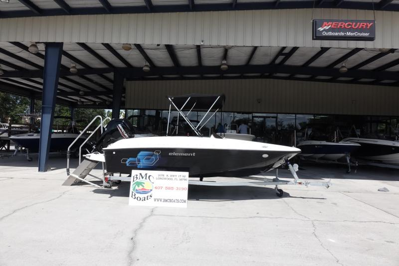 2021 Bayliner Boats Element E16 Deck Boat