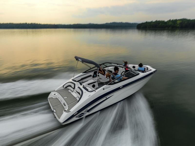 2021 Yamaha SX195 Jet Boat