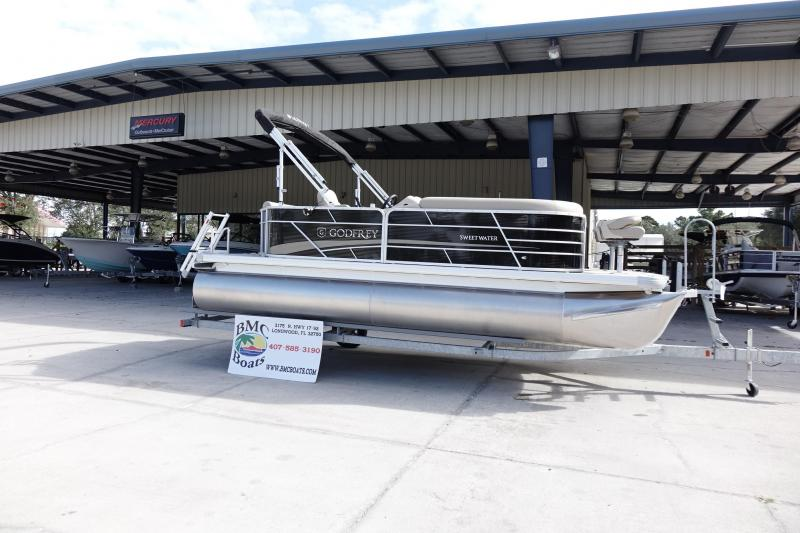2021 Sweetwater Pontoon Boats 2086BF Pontoon Boat
