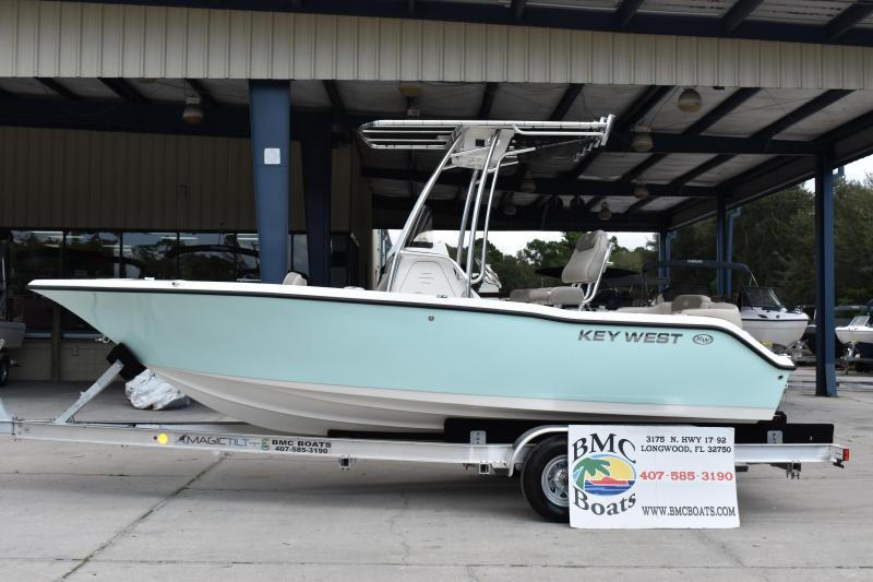 2022 Key West Boats 203 FS Center Console
