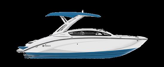 2021 Yamaha 275SD Jet Boat