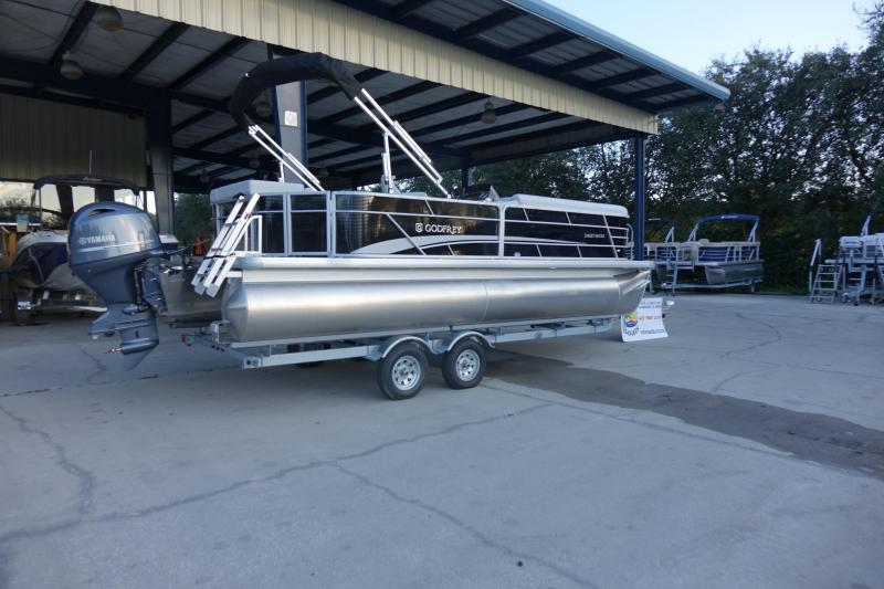 2021 Sweetwater 2286C Pontoon Boat