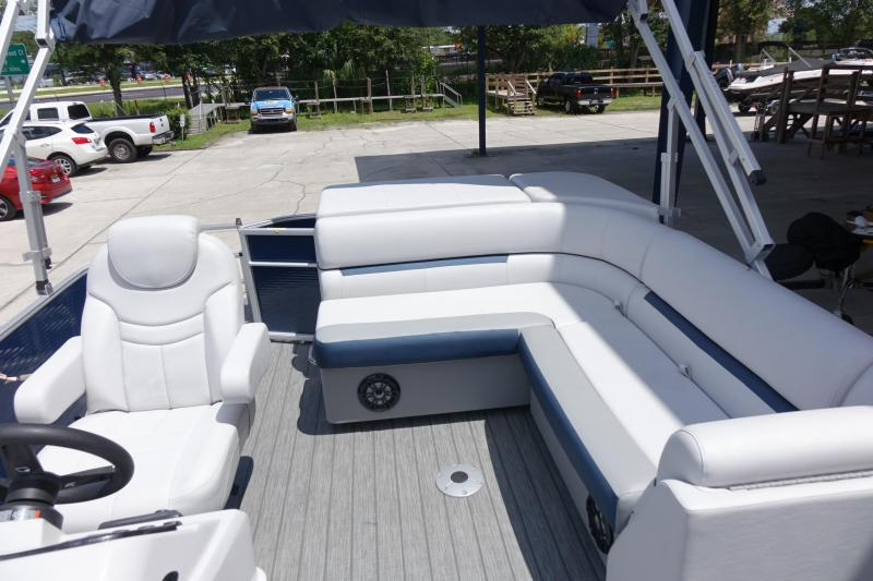 2021 Sweetwater 2286BF Pontoon Boat