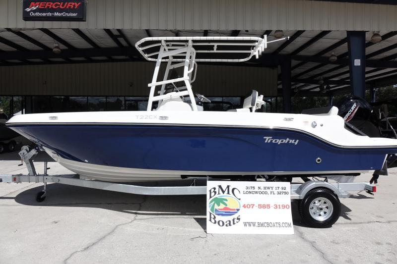 2021 Bayliner Boats TROPHY CC22 Center Console