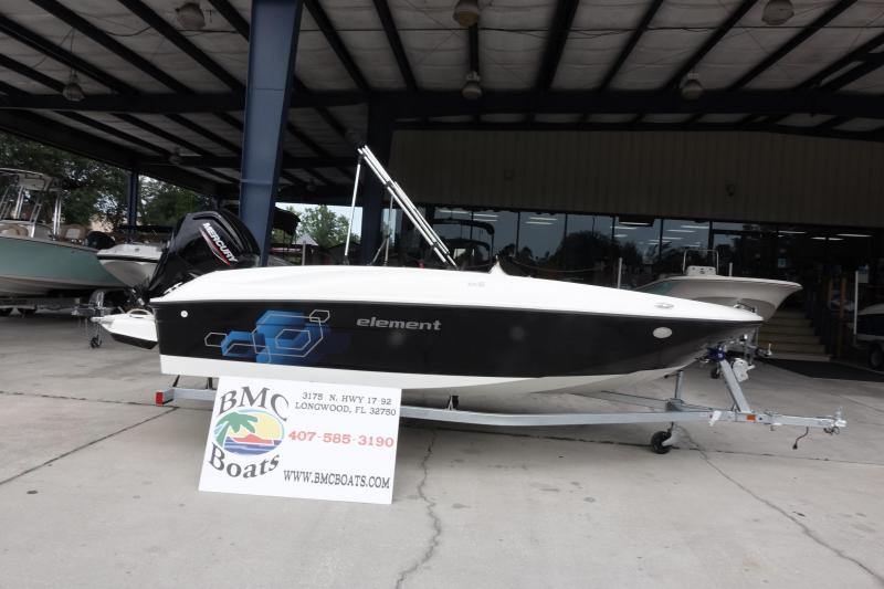 2021 Bayliner Element E16 Deck Boat