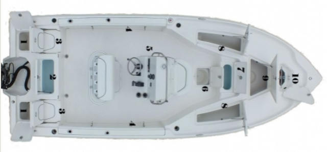2021 Key West Other 230BR Fishing Boat